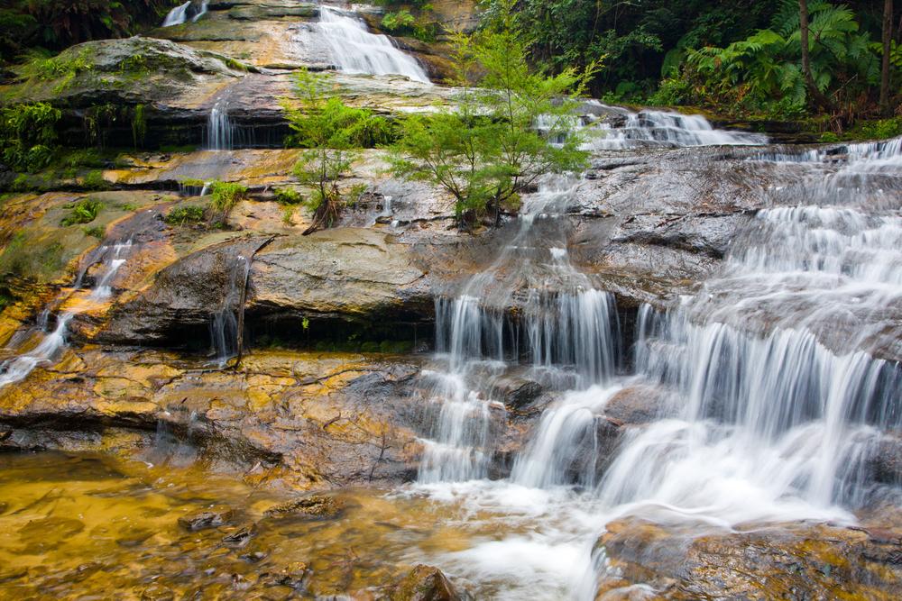 Katoomba Falls - Blue Mountains Tour