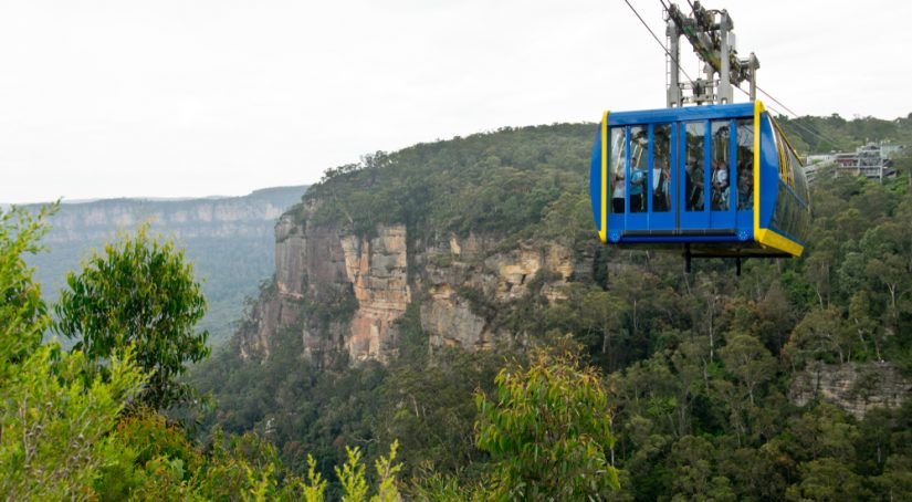 Five Things Scenic World Blue Mountains