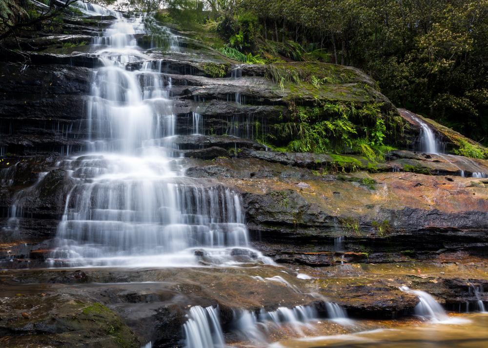 katoomba falls- blue mountain tour