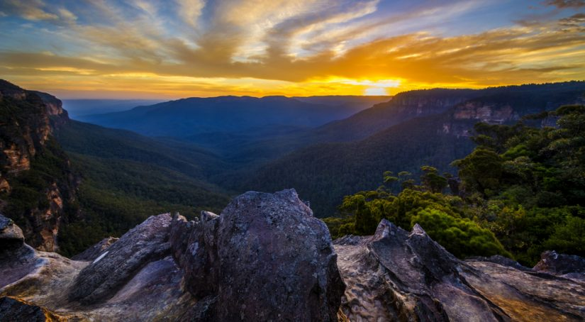 Blue Mountains Day Tours From Sydney