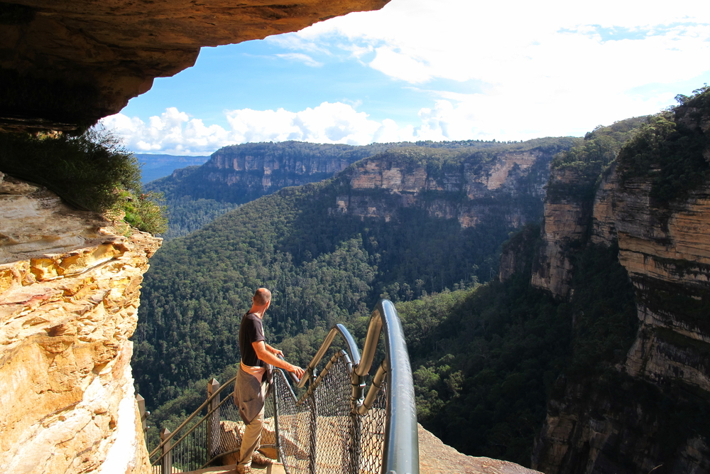 Blue Mountains Tours Wentworth Falls Hiking Guide